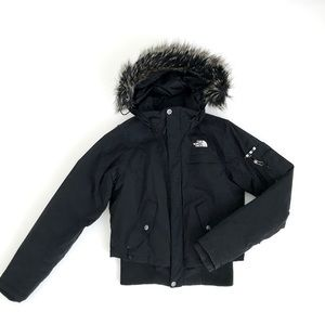 The North Face Winter Coat with Removable Hood